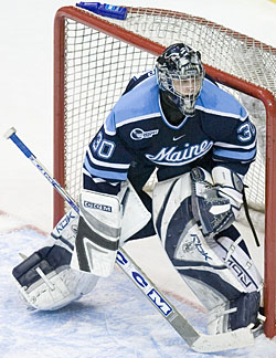 Ben Bishop, University of Maine Black Bears