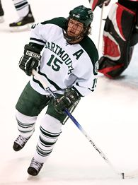 Tanner Glass Dartmouth 2003-2007