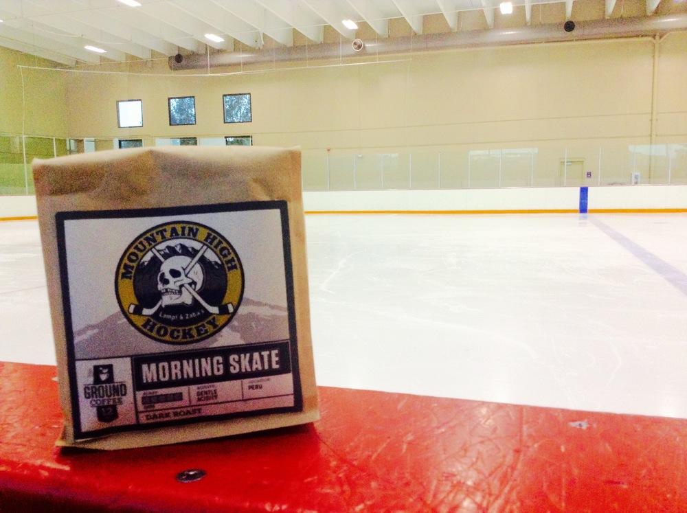 Morning Skate - Fair Trade, Organic, Dark Roast Coffee