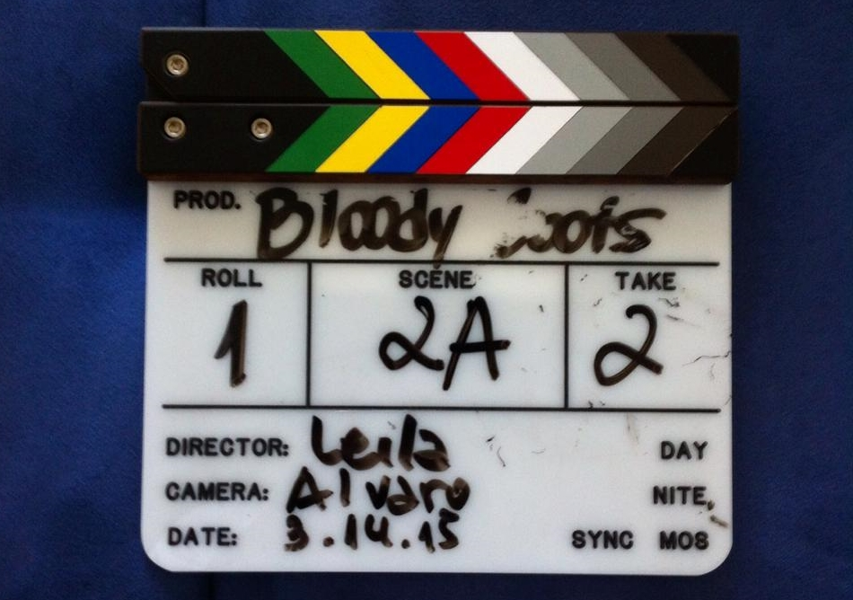 Bloody Boots Slate