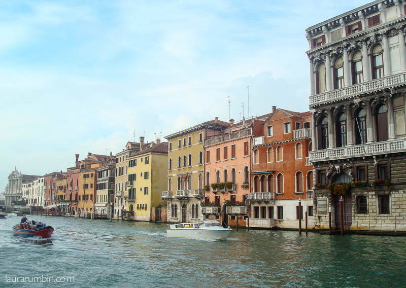 Edellisen kerran olen käynyt Italiassa Venetsiassa Saksan vaihdon yhteydessä, joulukuussa2010.
