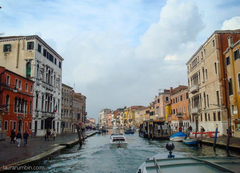 Venetsiatalvella 2010.