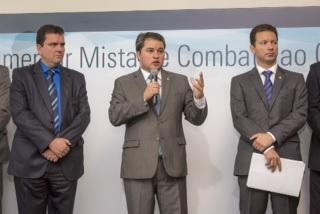 Deputado federal Efraim Filho (DEM/PB) preside Frente Parlamentar de Combate ao Contrabando e à Falsificação