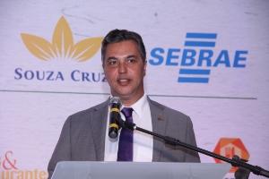 Paulo Solmucci Junior fez a abertura do 27º Congresso Nacional Abrasel