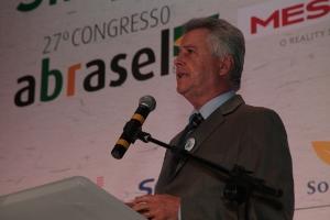 O governador do DF, Rodrigo Rollemberg, destacou o papel da gastronomia no fortalecimento da economia