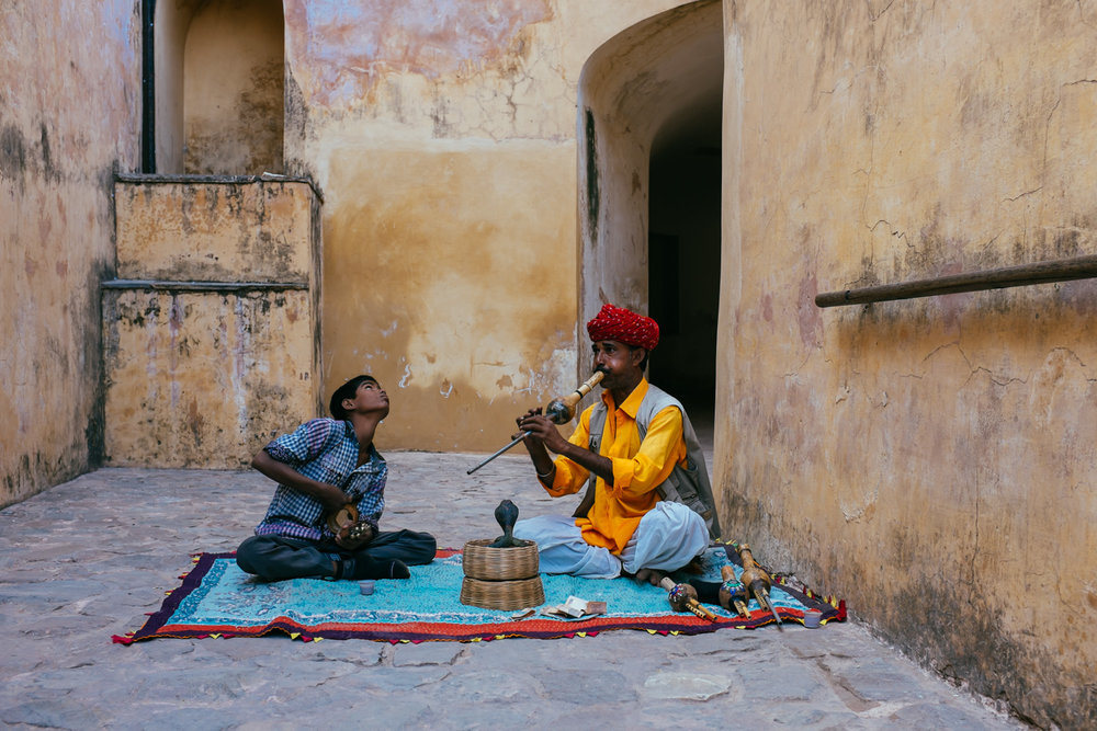 Amer, Rajasthan,India