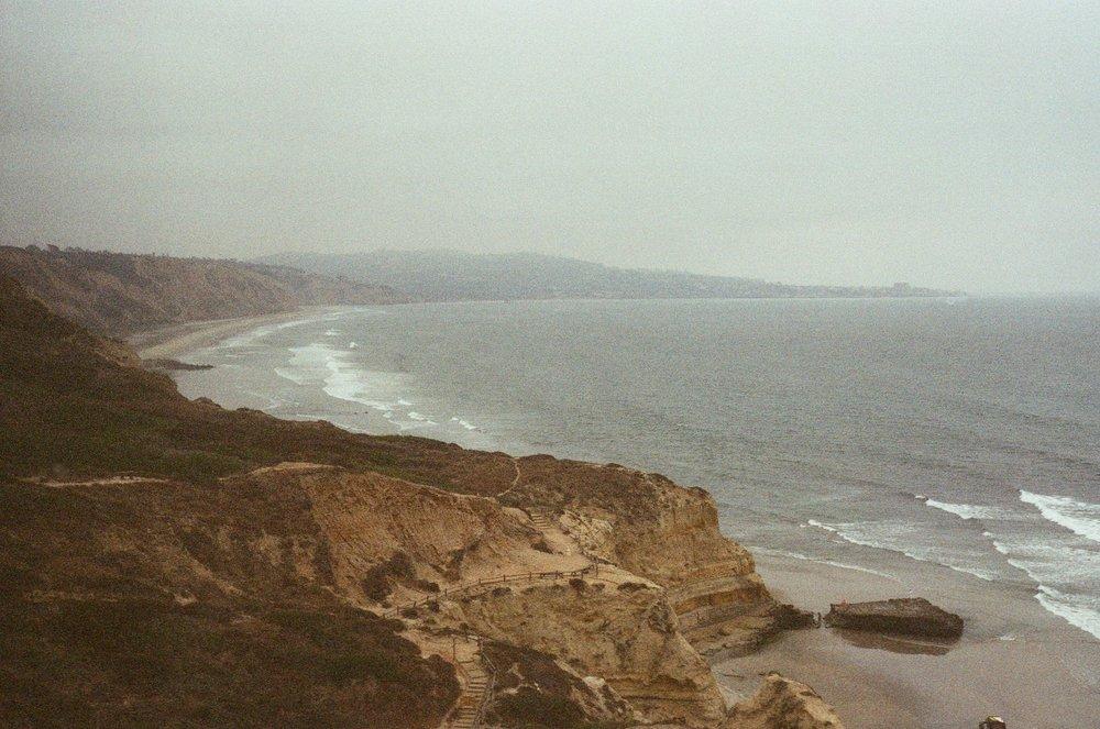 Torrey Pines, San Diego, CA - Shot w/ a Leica M3