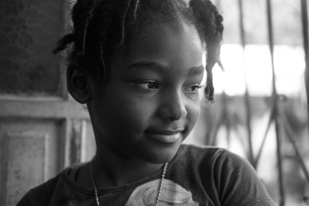 Manu , uma de nossas alunas