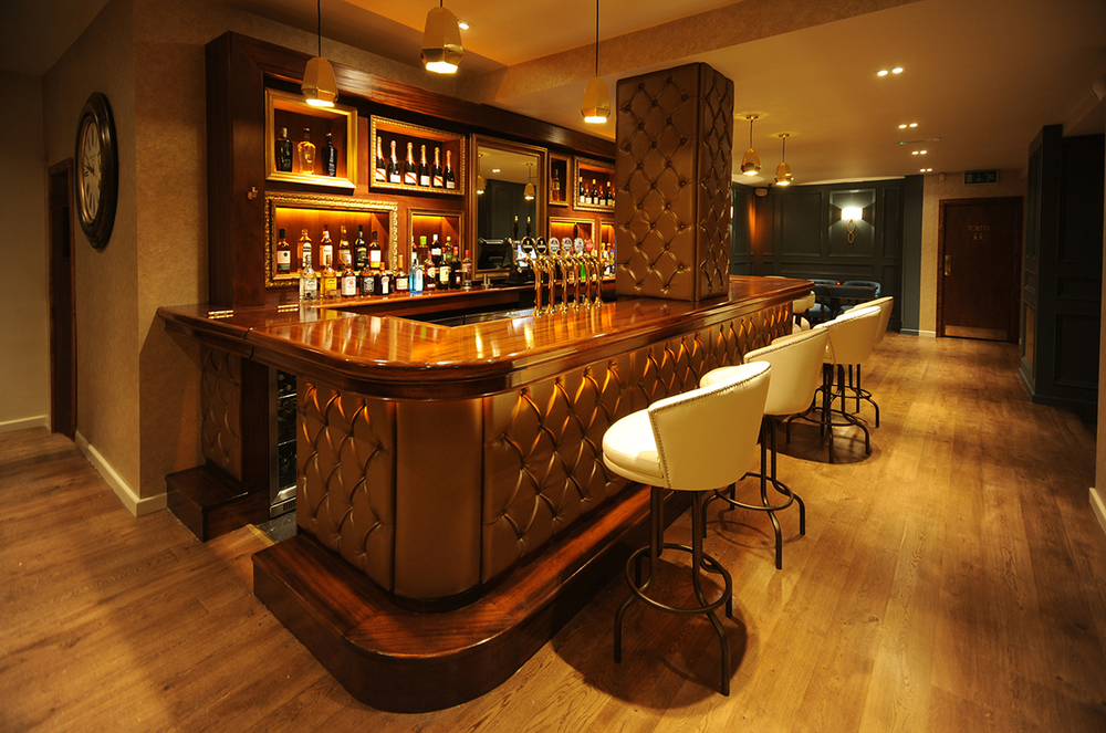The Bar At The Penthouse Room Ballsbridge
