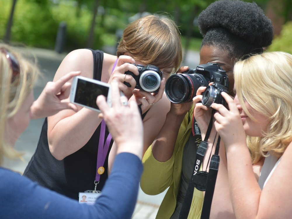 Photography Training for Business. - Take pictures with impact.