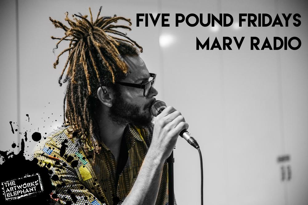 Marv Radio at Trunk Jam