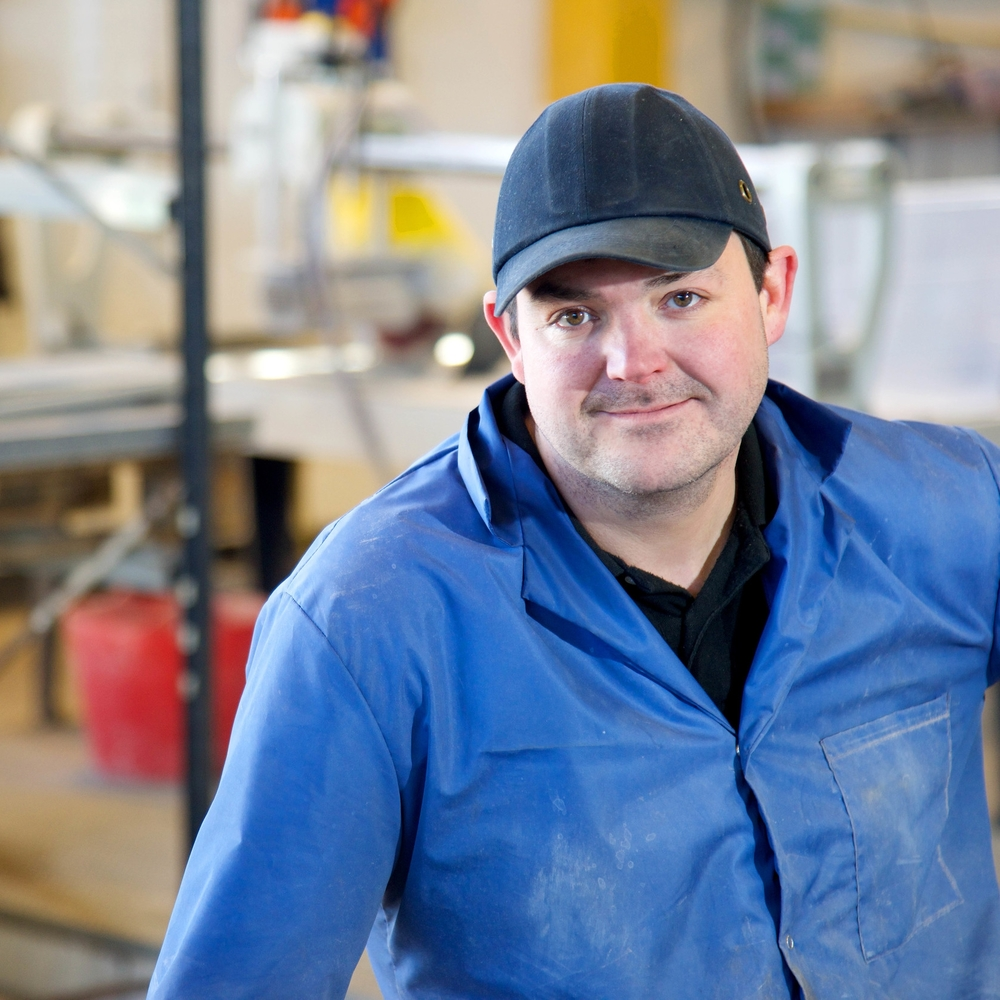 Manufacturing Supervisor - Ian Pilkington