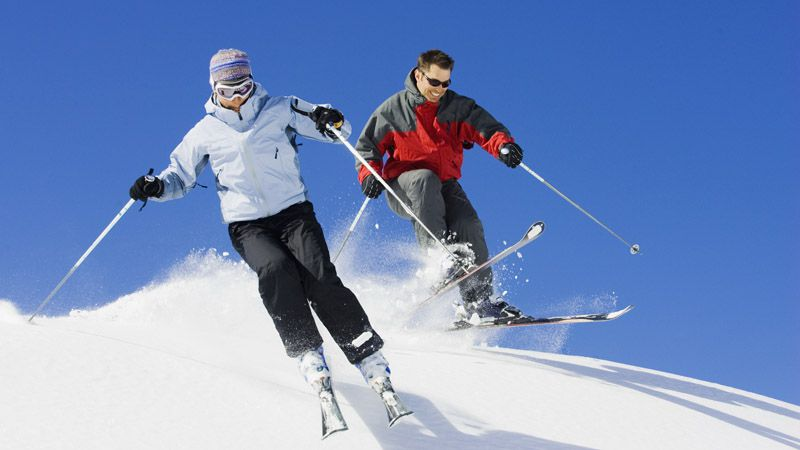 Sheffield Physiotherapy skiing