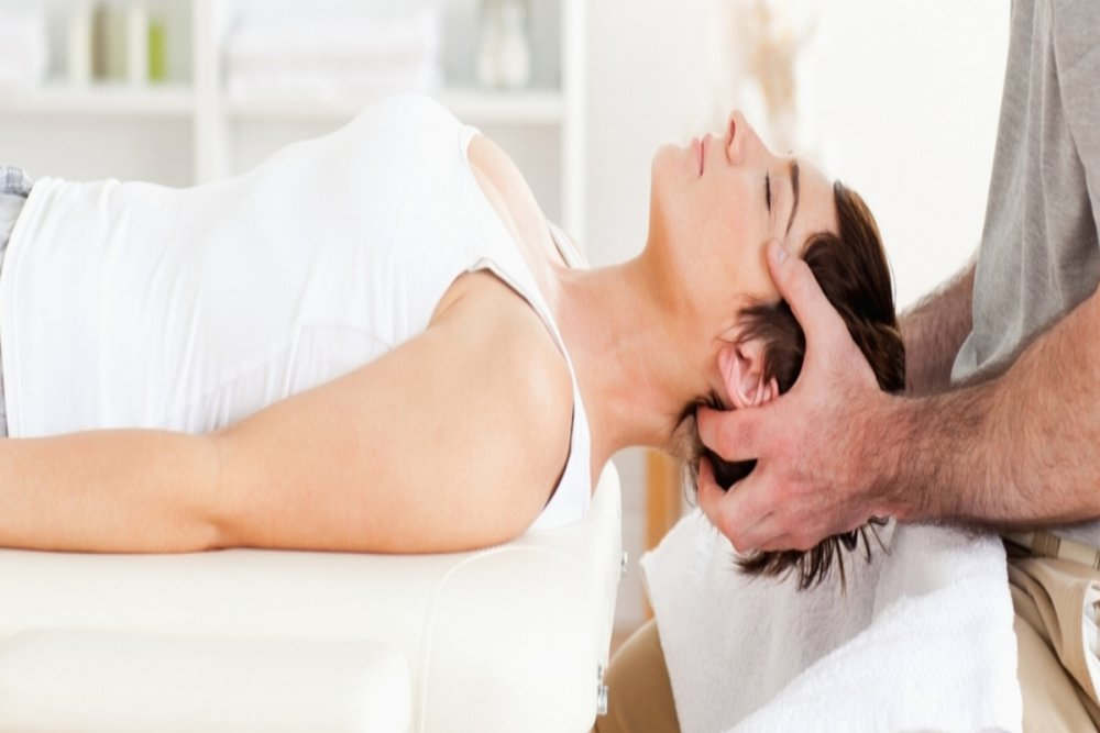 Cranial Sacral Therapy - Perfect if you don't feel balanced