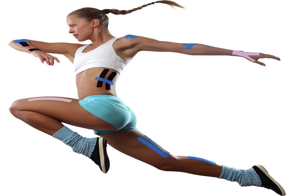Kinesio Taping - Perfect for the Acceleration of Healing