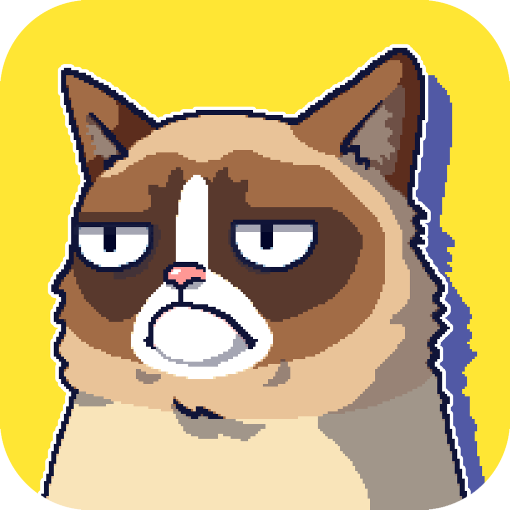 Grumpy Cat's Worst Game Ever OUT NOW!