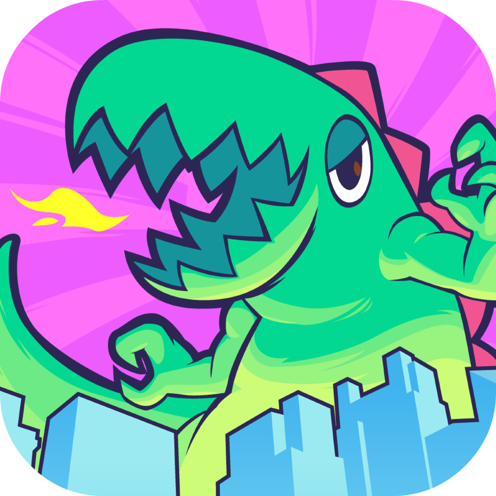 Kaiju Rush   Out Now!