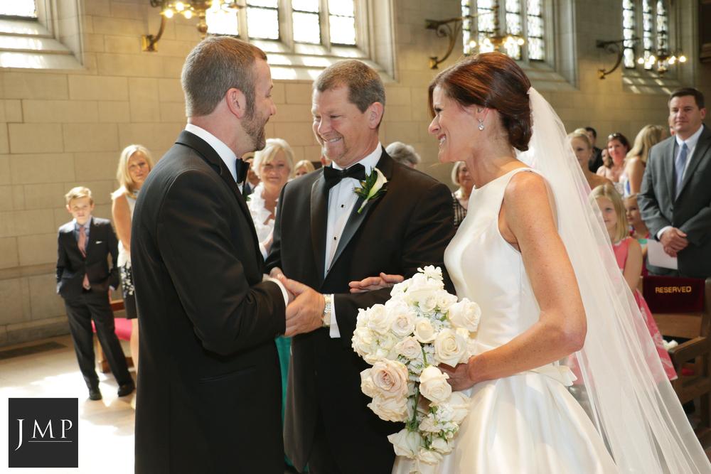 Maria & Steve - Wedding Sneak Peek - Graham Chapel & Missouri ...