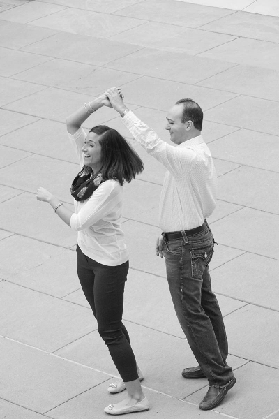 Dancing Engagement