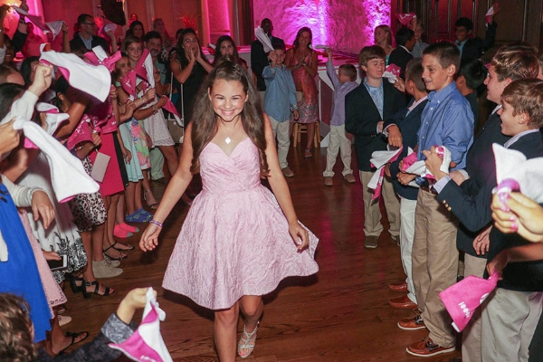Bat Mitzvah Reception