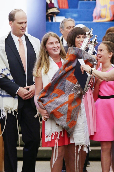 Bat Mitzvah Ceremony