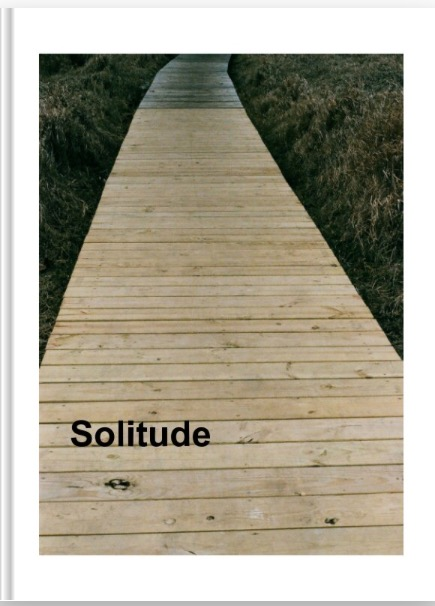 Solitude $10      - A small collection of conceptual imagery exploring the very 'essence' of solitude and intimacy.