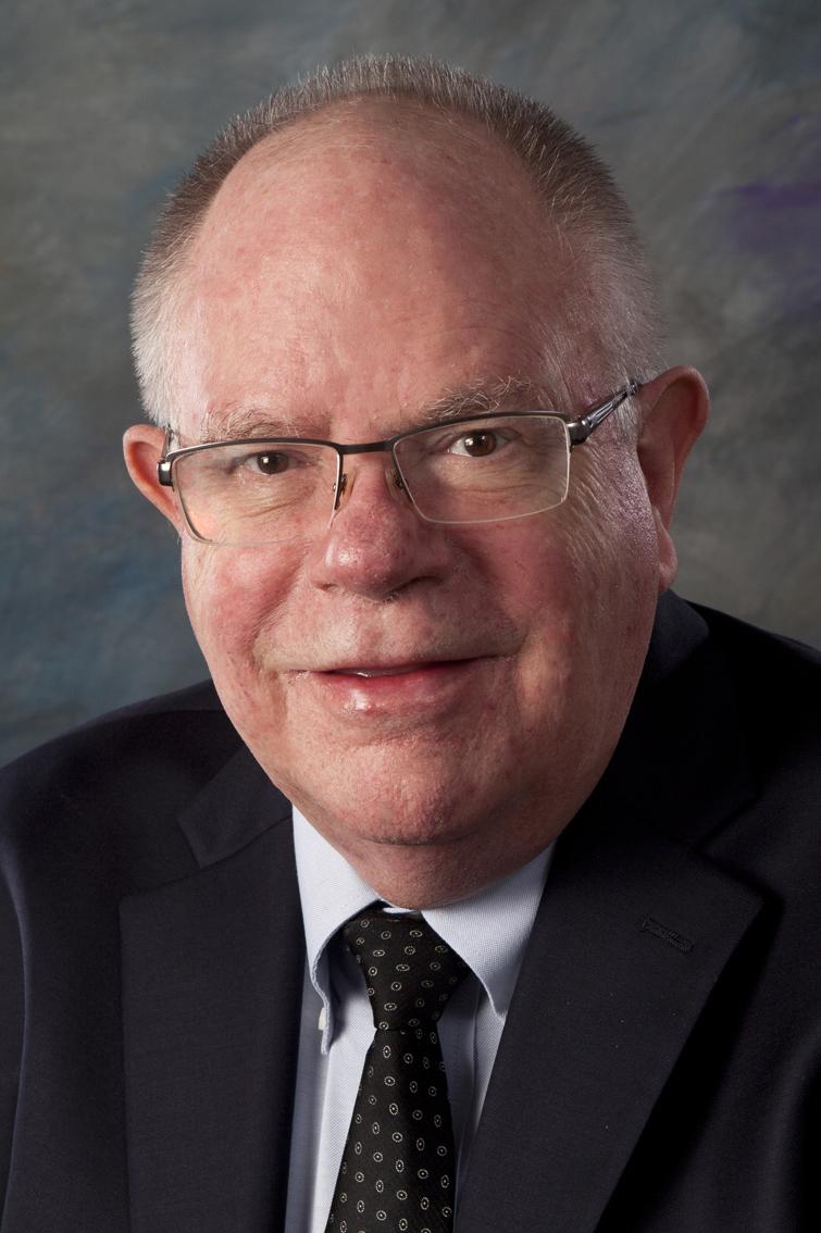 Bruce Patterson  Senior Consultant