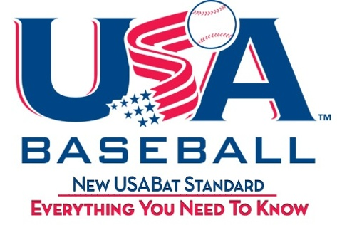 "USA Baseball, the national governing body for the sport of baseball in the U.S., in conjunction with participating national member organizations announced today the decision to adopt a new method for measuring bat performance in the testing of youth bats. Informed by the research of leading scientists on the USA Baseball Bat Study Committee, and supported by its NMOs, -- including the American Amateur Baseball Congress (AABC), Amateur Athletic Union (AAU), Babe Ruth Baseball/Cal Ripken Baseball, Dixie Youth Baseball, Little League Baseball and PONY Baseball -- USA Baseball has concluded that recent advancements in science, engineering, technology, and the materials available to fabricate non-wood bats, now allow the manufacturers to construct youth bats that can perform at a wood-like level through the entire range of lengths and weights of youth bats. The new USA Baseball bat standard (USABat), which will apply to bats that are classified below the NCAA and NFHS level of play, will be implemented on January 1, 2018, allowing the bat manufacturers sufficient time to bring these bats to the marketplace. ""USA Baseball is pleased, with the support of our participating national member organizations, to announce the USABat standard,"" said USA Baseball's executive director/CEO, Paul Seiler. ""Beginning with the launch in 2018, we will take another step forward in making our game more uniform at the youth level and ensuring the long-term integrity of the game."" Similar to the NCAA and NFHS BBCOR standard, which helped to eliminate discrepancies with different length bats and thus provide a more direct measure of bat performance, the new USA Baseball bat standard will allow youth baseball organizations in the United States to reach their goal of establishing a wood-like standard, a standard that will provide for the long-term integrity of the game. There will be no immediate change to youth baseball organizations' bat rules. All bats, currently accepted for the respective leagues, remain permissible through December 31, 2017. Each participating national member organization will incorporate the new standard into their rules for the 2018 season and will begin, with this announcement, to inform their membership of the USABat standard. Frequently Asked Questions about the USABat standard: Which national member organizations are implementing this new standard? To date, the following organizations are participating (in alphabetical order): American Amateur Baseball Congress (AABC), Amateur Athletic Union (AAU), Babe Ruth Baseball/Cal Ripken Baseball, Dixie Youth Baseball, Little League Baseball and PONY Baseball. Why the change to a wood-like standard?  USA Baseball's national member organizations believe that a wood-like performance standard will best provide for the long-term integrity of the game. The new standard will not have a drop-weight limit, so young players can use bats made with light-weight materials. Why not just use wood bats? Wood is a scarce resource. The new bats will be designed to perform much like wood, where its performance will be limited to the highest performing wood. How is the USABat standard different from the BBCOR standard used by the NCAA and NFHS? Both the USA Baseball and NCAA bat performance tests are based on the coefficient of restitution from a bat-ball impact. The scale of results is different, however, since they use different test balls and test speeds. The testing difference is necessary to address the various levels of play in the respective age groups. Why is USA Baseball involved?    The national member organizations asked USA Baseball as the national governing body to take the lead in this process to establish a new standard. Many other national governing bodies set and enforce standards for the equipment in their respective sports. To that end, USA Baseball established a Bat Study Committee of leading scientists and conducted theoretical modeling, field testing and lab testing. The committee shared its findings with the national member organizations, who then endorsed the new USABat standard. When can I buy the new bat? It is the intention of the bat manufacturers to make the new bats available in the fall of 2017, in sufficient time for the 2018 season."