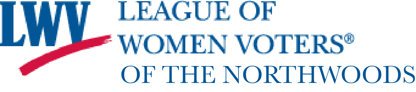 League of Women Voters of the Northwoods