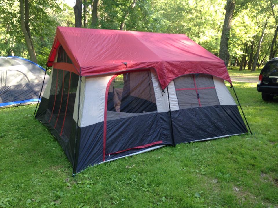 2014 - luxury tent