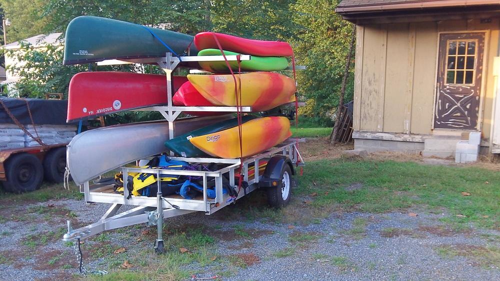 Trailer - boats