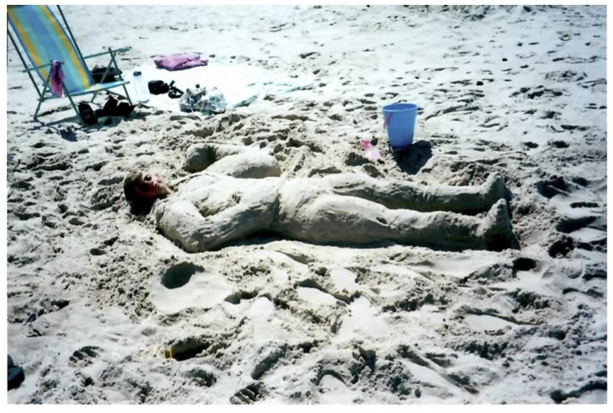 Jake's beach body