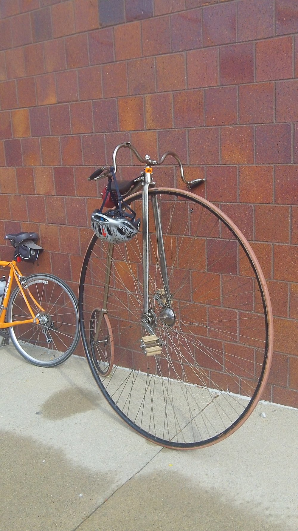 Crome Penny Farthing