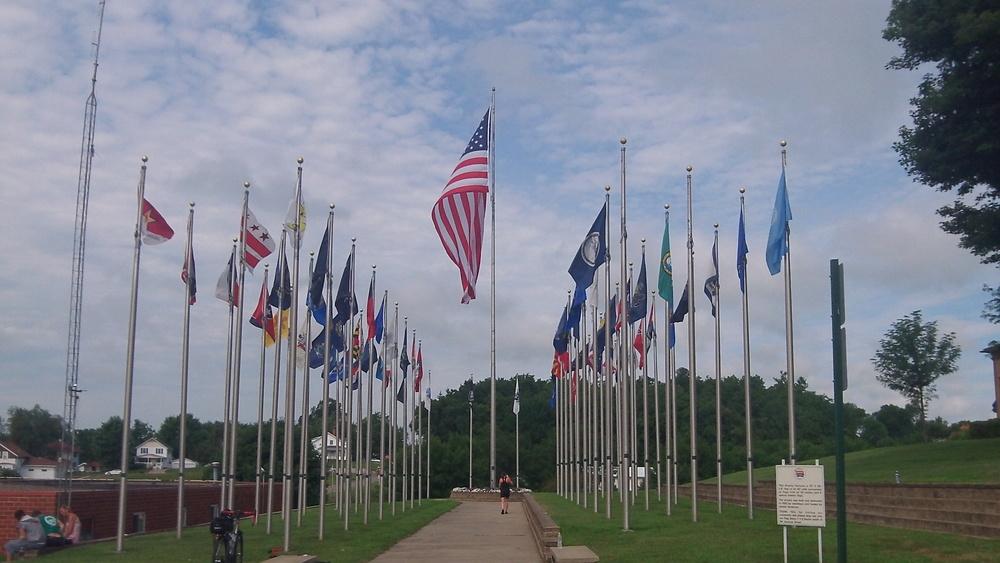 Duke's flags