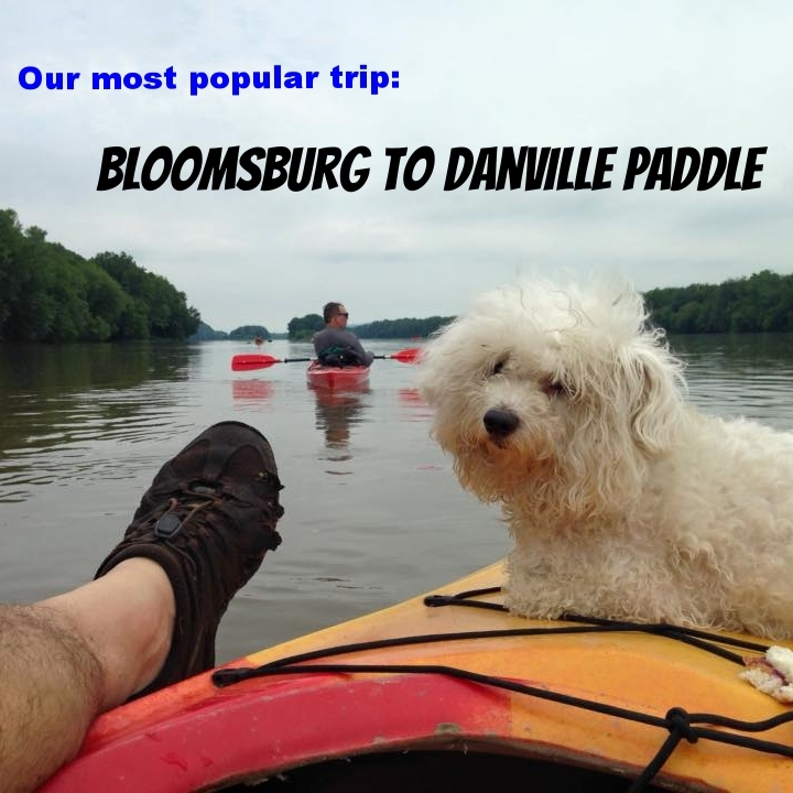 Bloom to Danville paddle