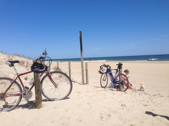 Rehobeth Beach ride