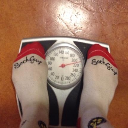 214 lbs.