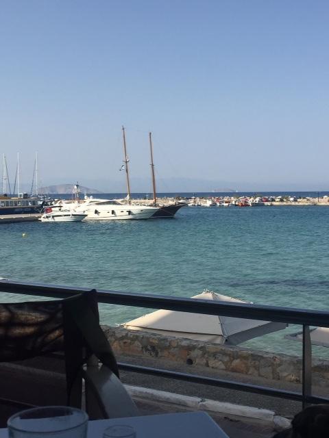 Megalaloria port