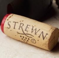 strewn cork