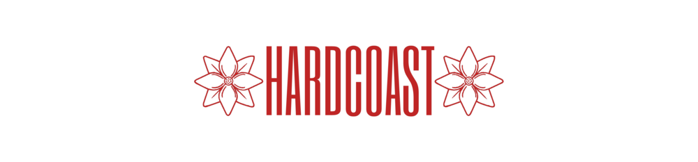 Print work done locally by Hard Coast Prints. http://www.hardcoast.com/