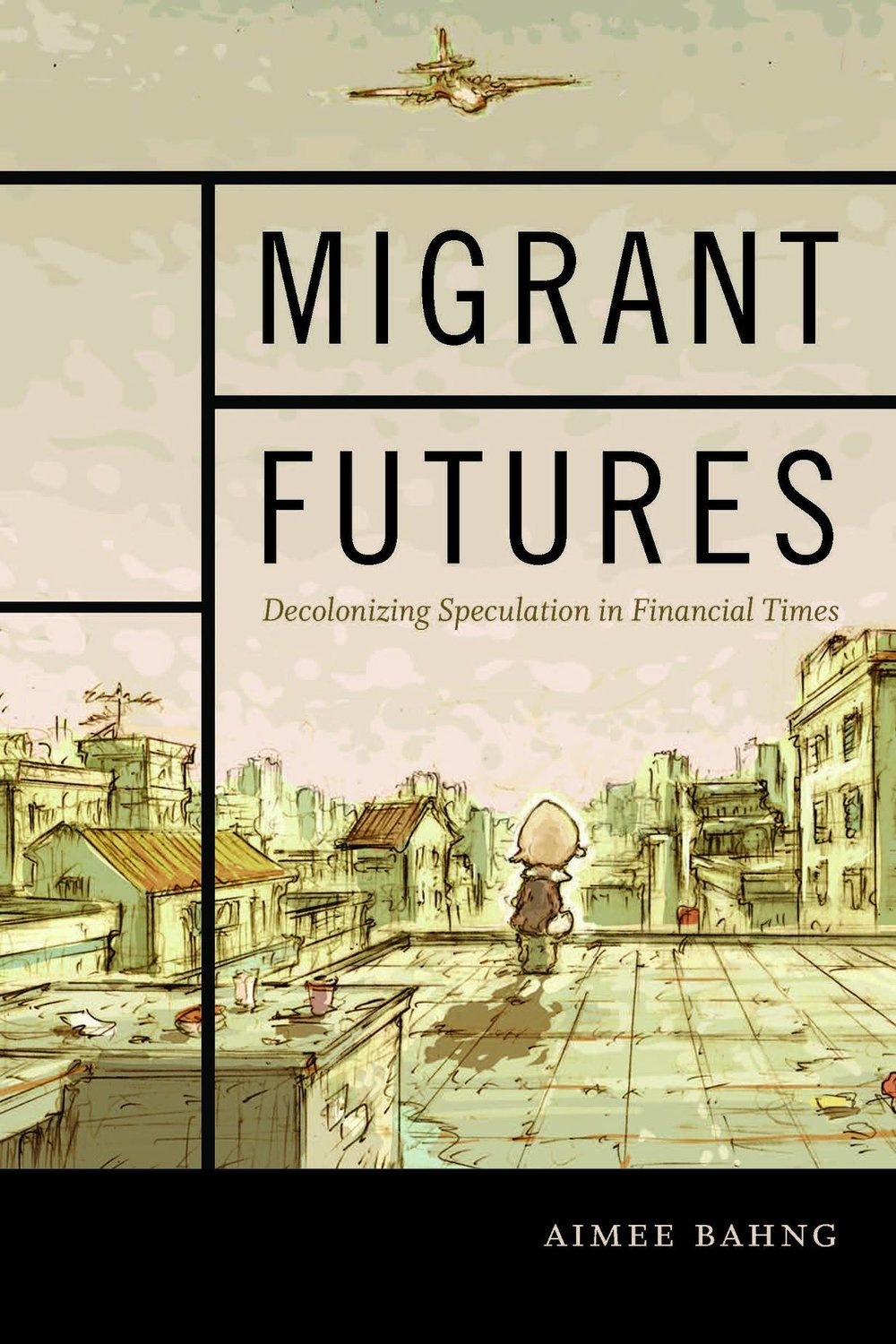 "Editing & Indexing - Aimee Bahng, Migrant Futures: Decolonizing Speculation in Financial Times (Duke University Press, 2018)❦""Writing can bring out demons of all kinds. I deeply appreciate the winning combination of professionalism, light-heartedness, and encouragement Josh brought to our process. His passion for copy editing is stunning and perhaps even inspiring. It helped make the whole process seem less like drudgery. To the writer in her final stages of manuscript preparation, when despair threatens to overwhelm at every moment, Josh brings much needed energy and sparkle to the experience. He's a keen reader with an attention to both the fine details and broader arcs of the project. I wish I had worked with him earlier."