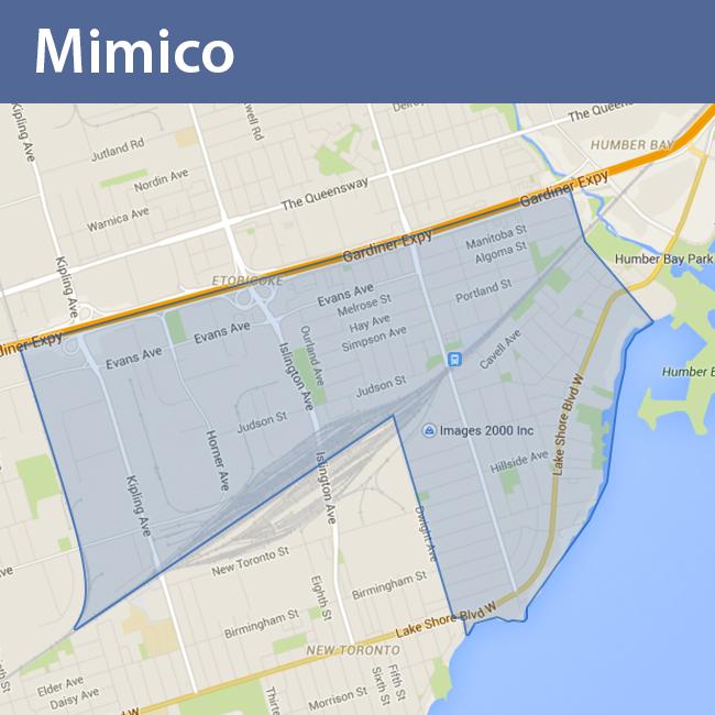 Mimico_map