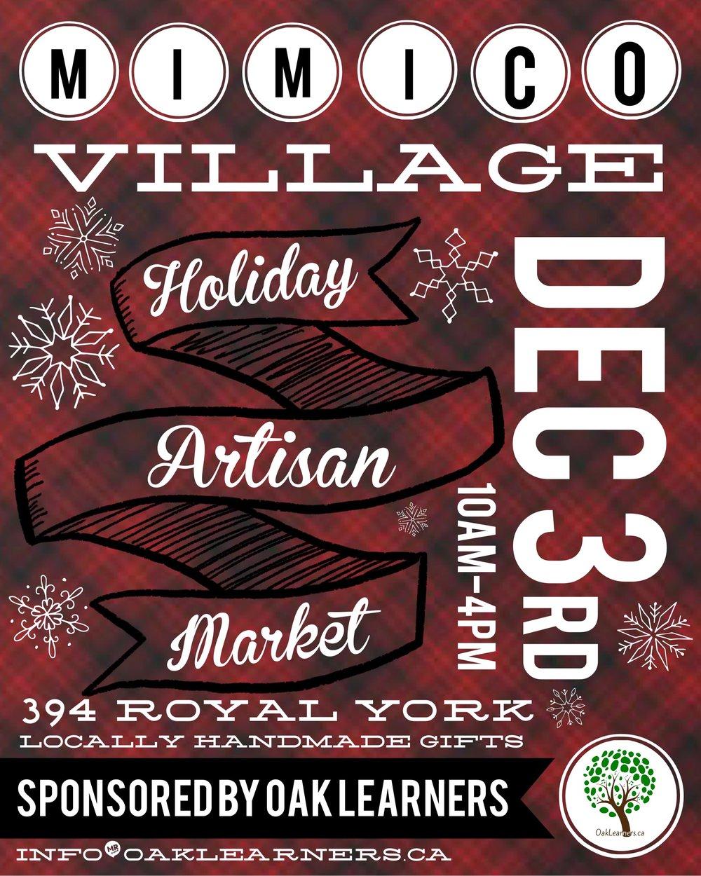 Oak Learners Holiday Artisan Market Dec 3.JPEG