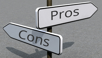 the pros and cons of corporate downsizing Downsizing is no easy task for a company, and the cons of the process far outweigh any benefits however, to ensure a smooth process, it is important to understand what downsizing entails, whom it.