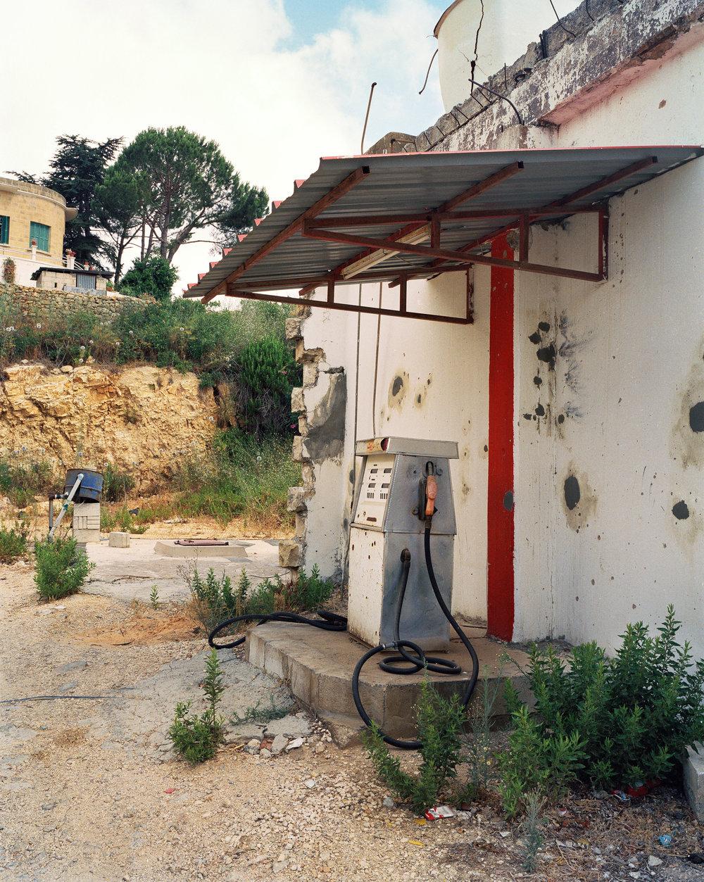 "Marjayoun, Lebanon, 2008,20""x 24"", chromogenic print"