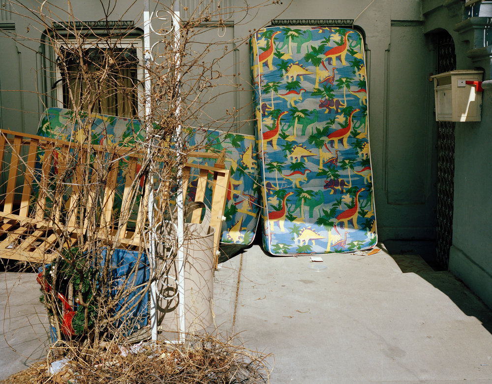 "Brooklyn, New York, 2007, 20""x 24"", chromogenic print"