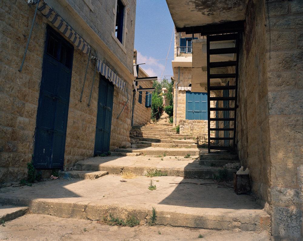 "Marjayoun, Lebanon, 2008, 20""x 24"", chromogenic print"