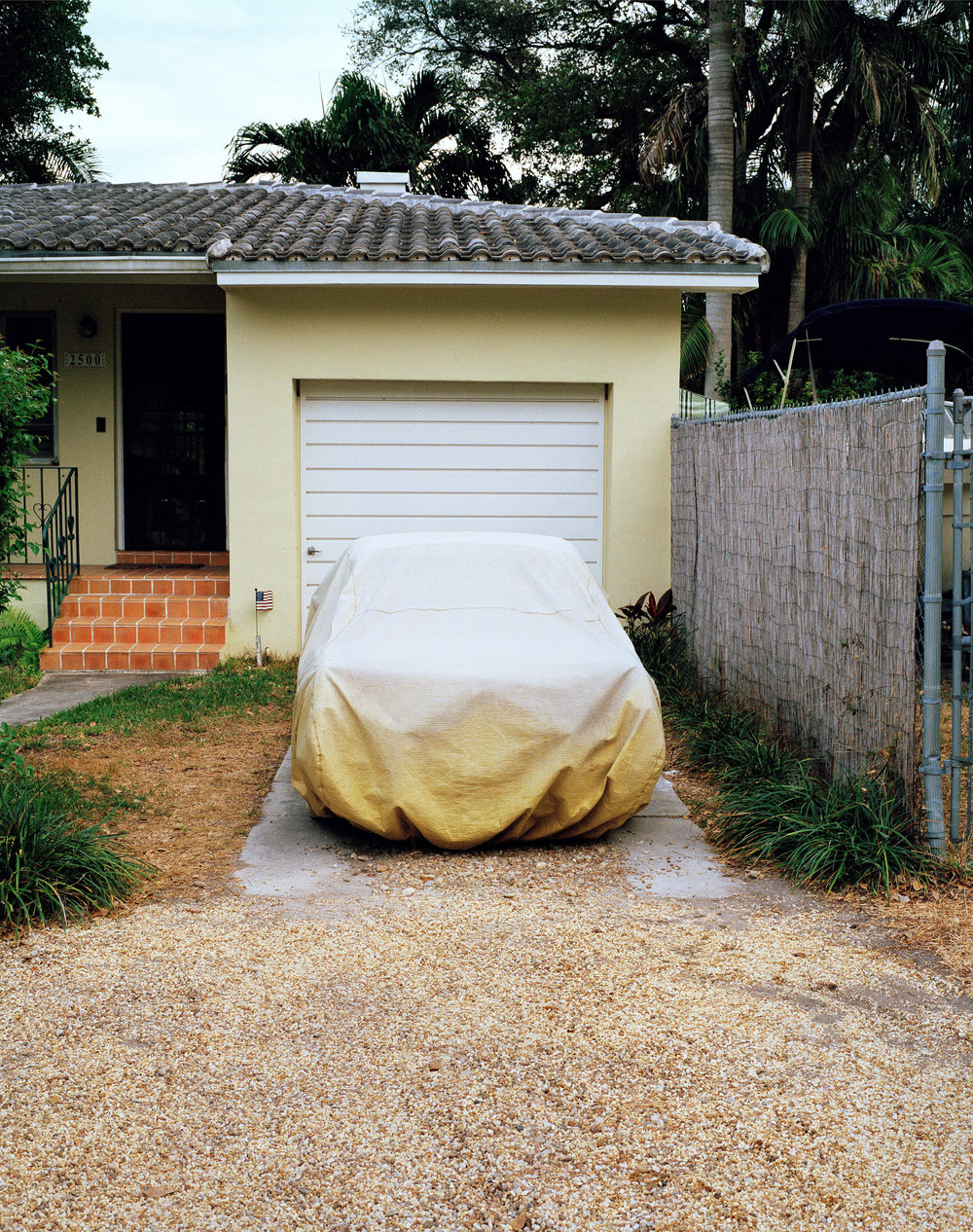 "Miami, Florida, 2007, 20""x 24"", chromogenic print"