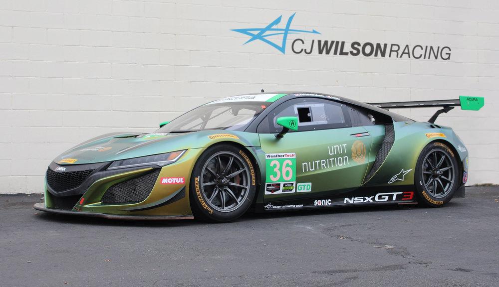 CJ WILSON RACING JOINS THE BIG LEAGUES — CJ Wilson Racing