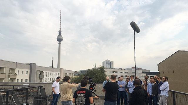 #onproduction #mitte #mittewater #berlin #tvtower #stickupfilm
